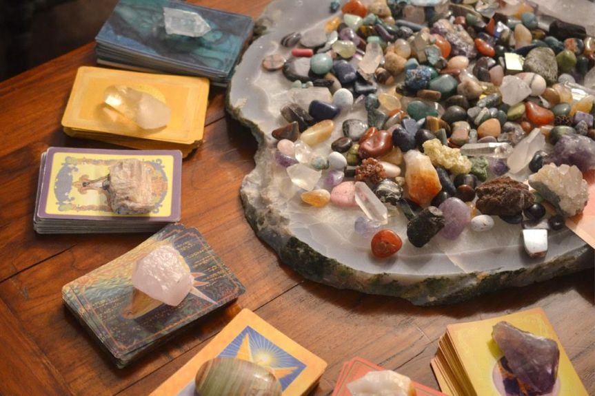 The Meanings of Healing Gemstones