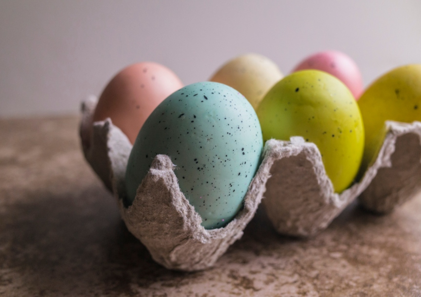 Natural Egg Dye.