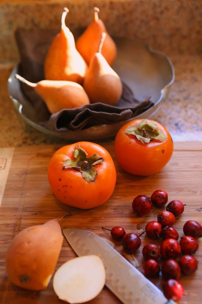 Spiced-Hawthorn-Pear-Persimmon-Brandy-Recipe-Blog-Castanea