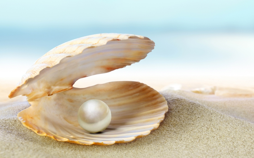 June Birthstone Pearl 1