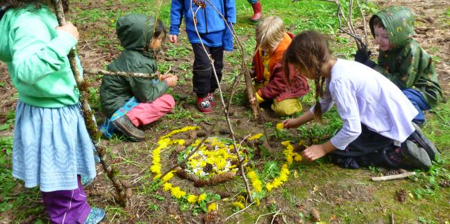 Magic, Wonder, Science and Exploration: The Educational Value of Fairy Villages