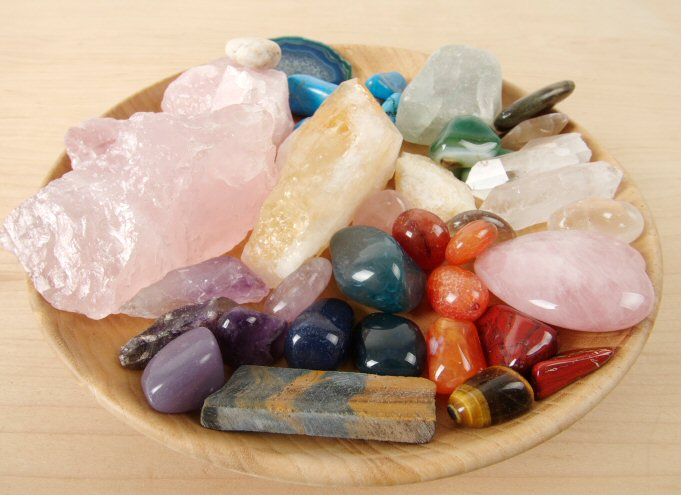 Caution Using Crystals/Stones/Minerals