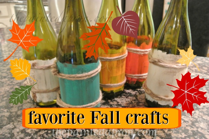 Creations, Fall Craft Round-up