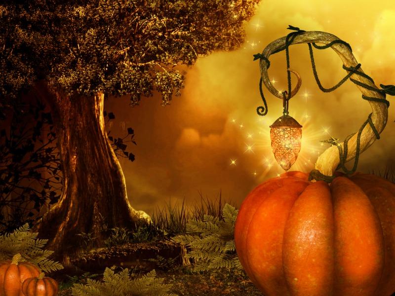 You Call It Hallowe'en… We Call ItSamhain