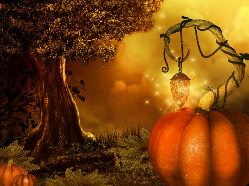 You Call It Hallowe'en… We Call It Samhain