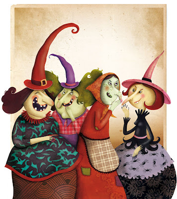 Witches Gossip Corner ~ January 16, 2017