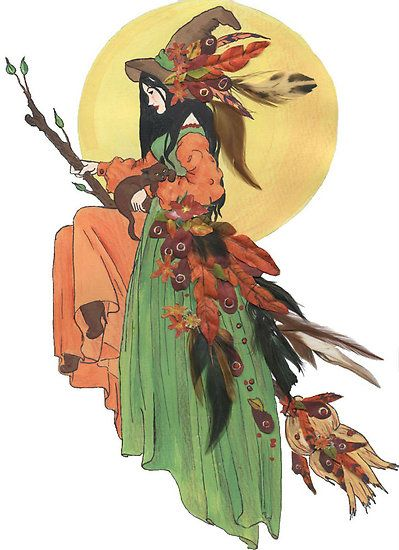 autumn-witch