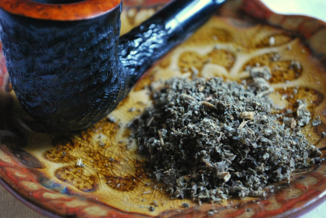 Modern Herbal Smoking Blends | Good Witches Homestead