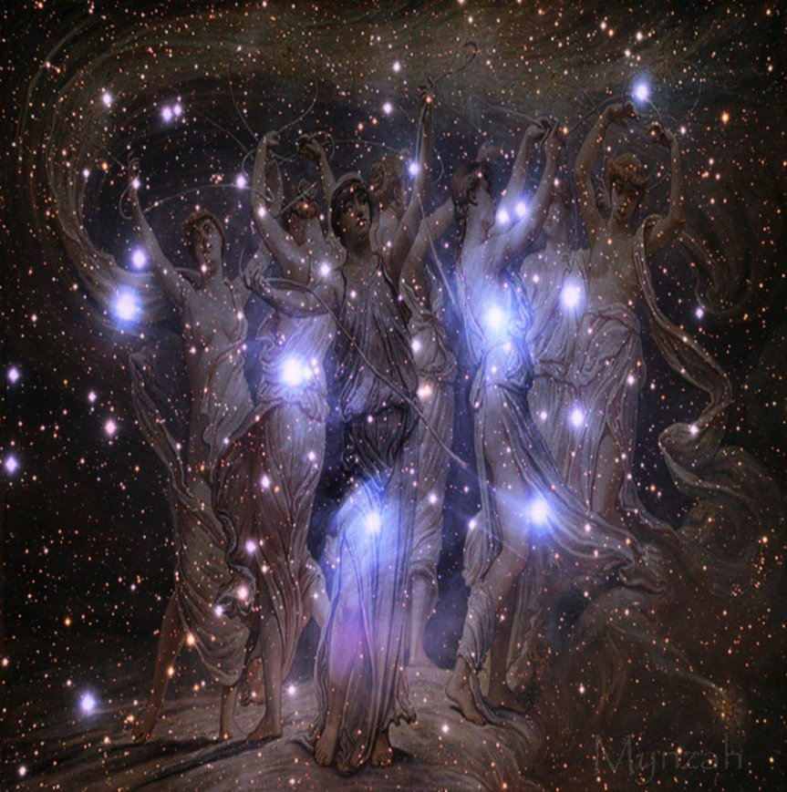 Pleiades Mythology