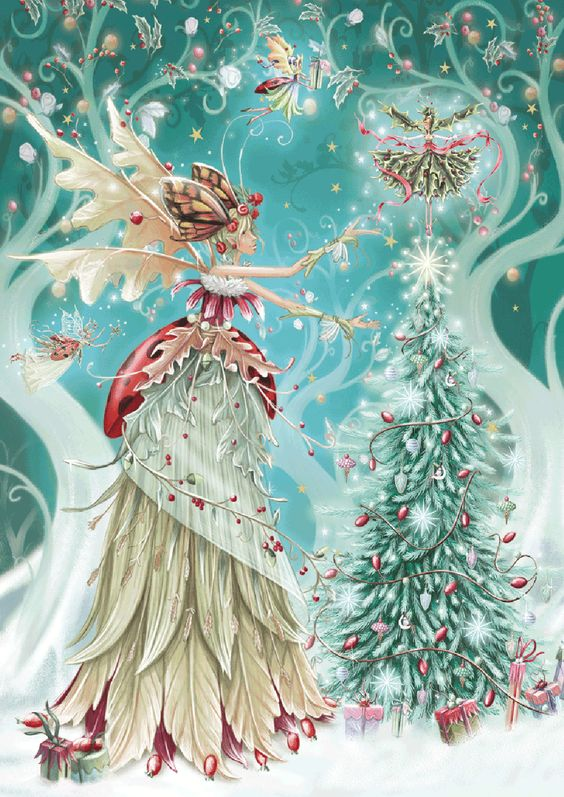 The Tiniest Fairy ~ A Yule Story for Children — Good Witches Homestead