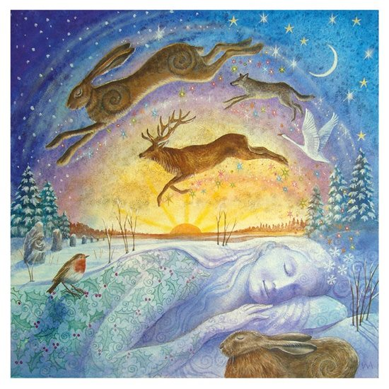 WINTER SOLSTICE ~ Celebrating the Return of the Sun