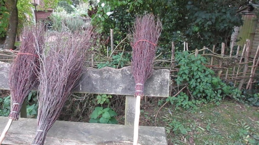 How To Make A Besom {Plan 1}