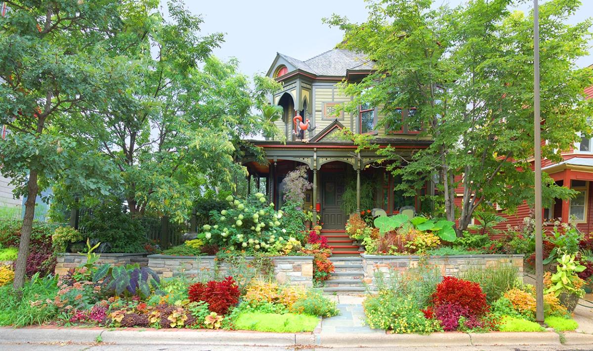 Victorian Gardens Colonial Gardens Medieval Gardens