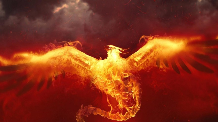 Immortal Fire ~ Phoenix