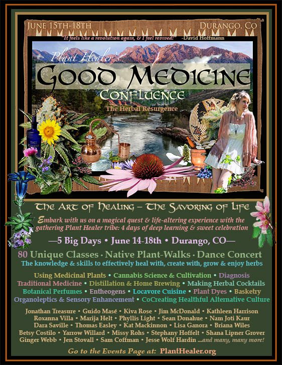 The 2017 Good Medicine Confluence