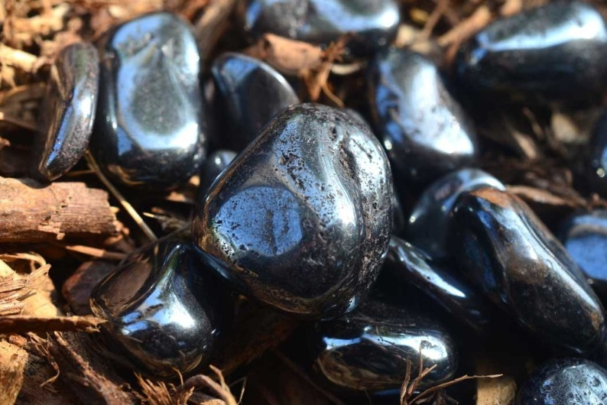 The Grounding Stone: Hematite