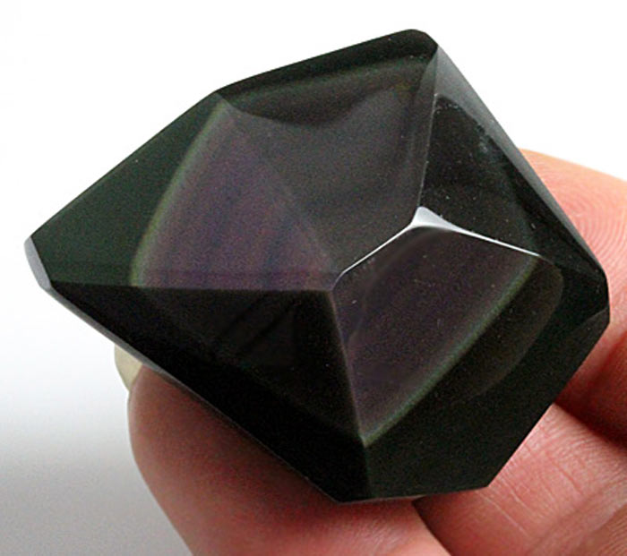 The Protection Stone: Obsidian