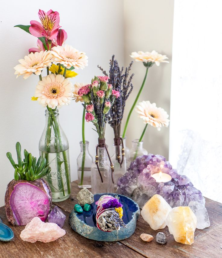 Energy Producing Crystal Bowls & Ways To Fill Your Home With Positive Energy