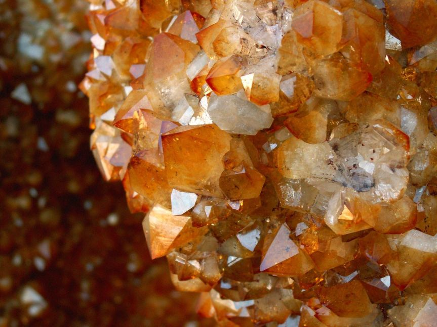THE CLEARING STONE: CITRINE