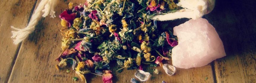 How to Make Peaceful Sleep Sachets Using Herbs, Essential Oils, and