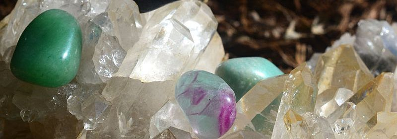 STONES, CRYSTALS, AND METALS CORRESPONDENCES FOR MAGICK SPELLS AND