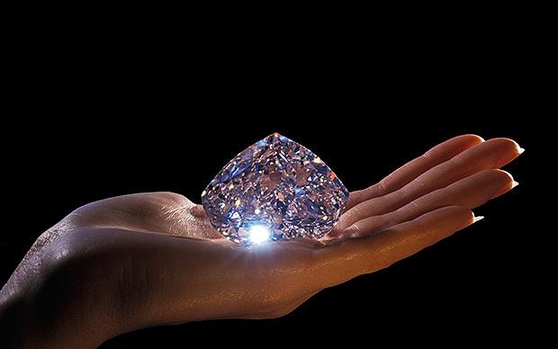 THE KING OF ALL STONES:DIAMOND