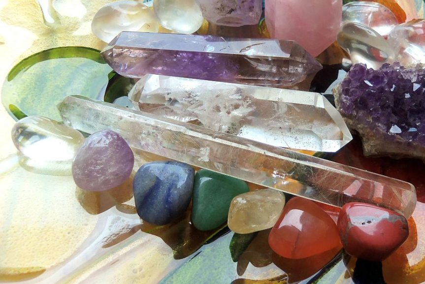 Healing Crystal Questionnaire