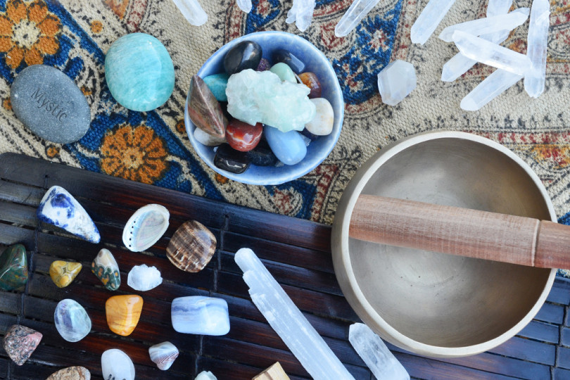 Healing Crystals and Gemstones {recap}