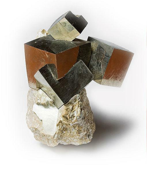 Fools Gold, Healer's Gold: IronPyrite