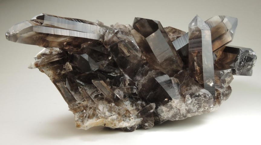 THE ROOT CHAKRA BALANCER STONE: SMOKY QUARTZ