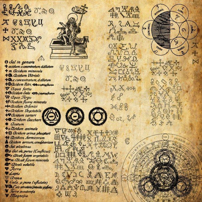 alchemy science