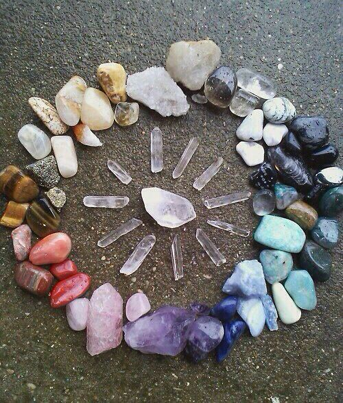 Crystals For Courage, Confidence, and Bravery