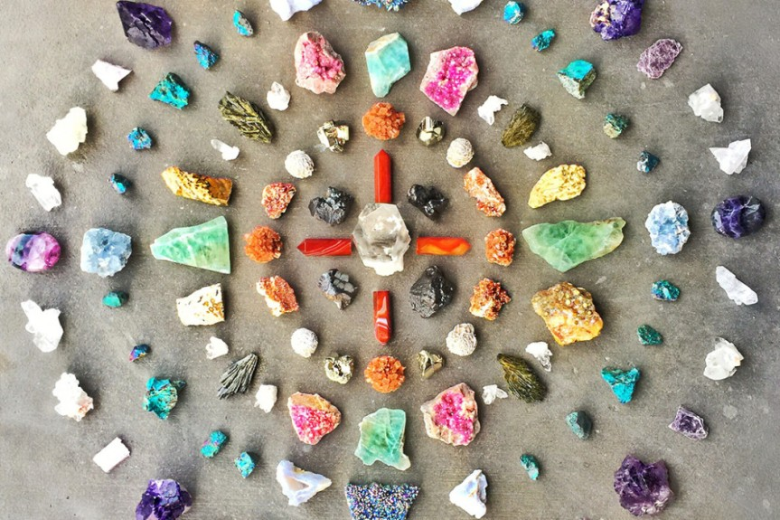 Crystals and Color
