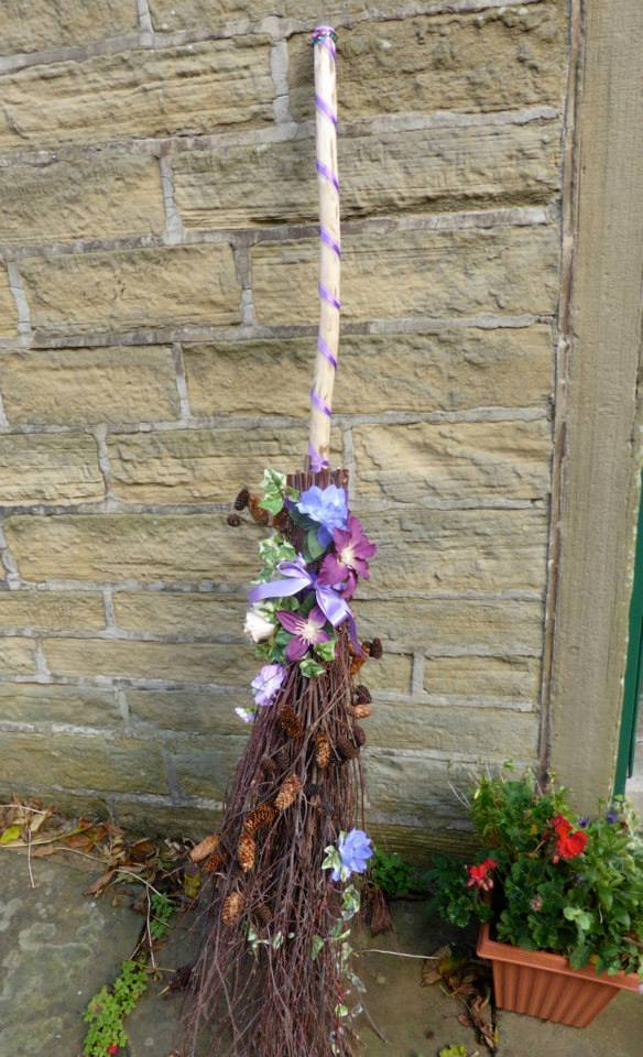 How To Make A Wedding Broom