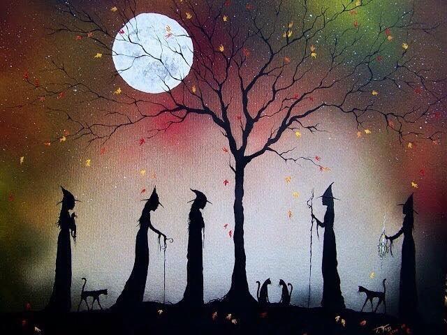 October's Full Moon2017