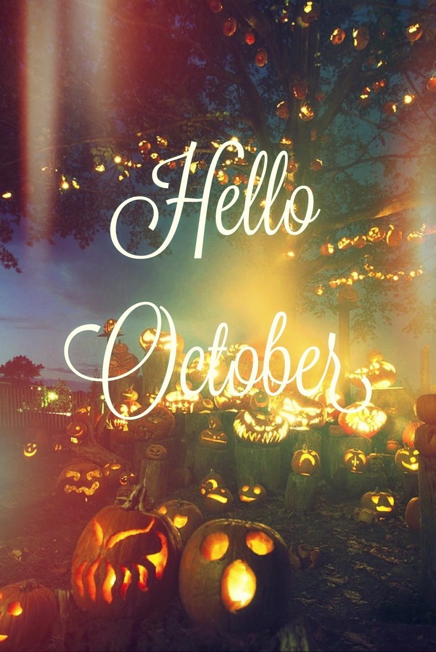 Welcome October: Pumpkins ~ Magic & Lore