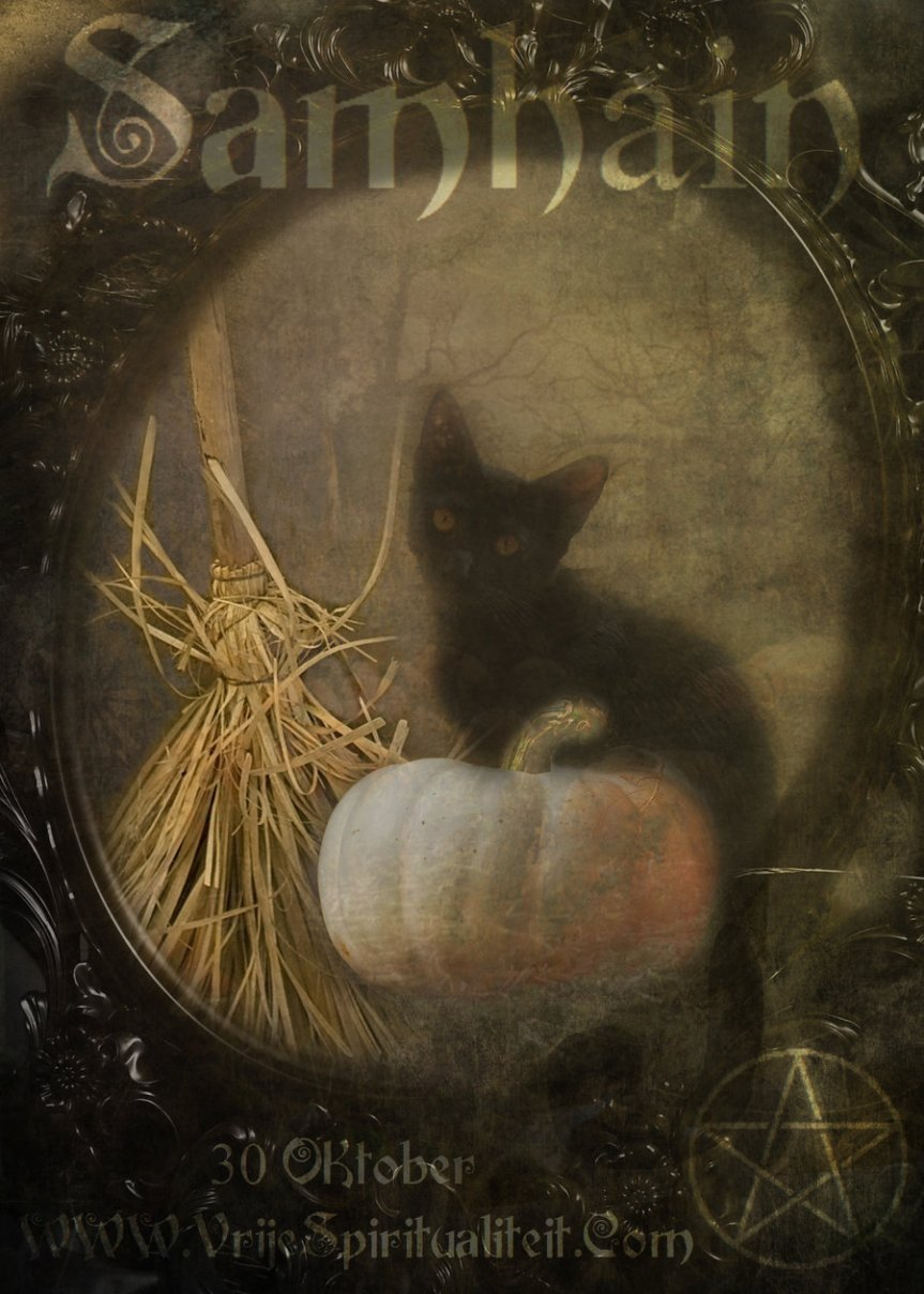 October 30th, 2017 The Sabbat of Samhain {Halloween}