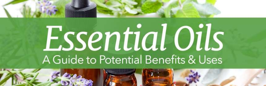 Essential Oils | Good Witches Homestead