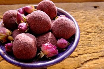herbal truffles