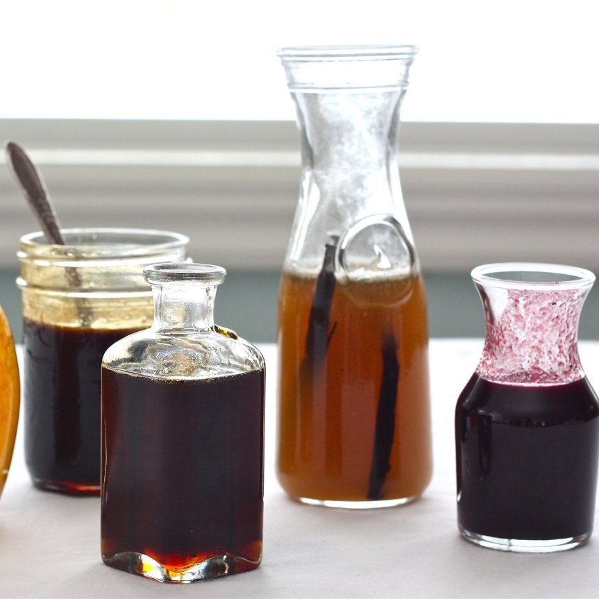 Why Make Your Own Syrups?