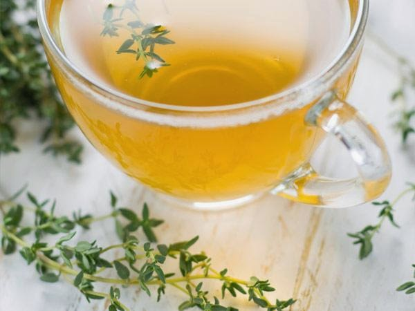 Tea Time: Thyme to Drink Your Tea