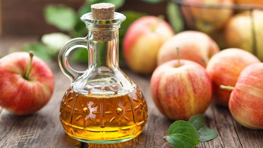 Apple Cider Vinegar Formulas