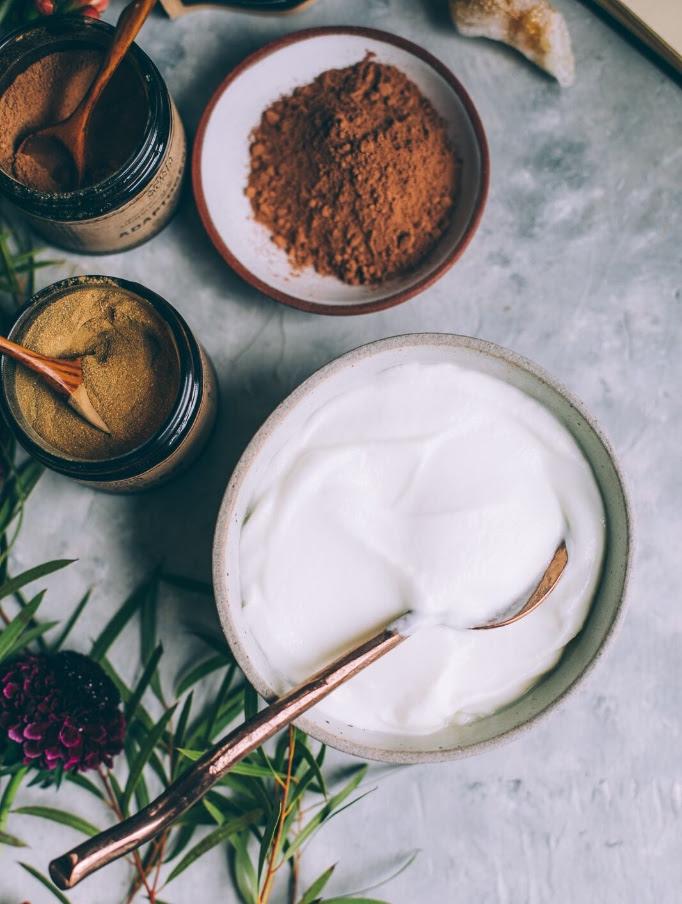plant collagen yogurt