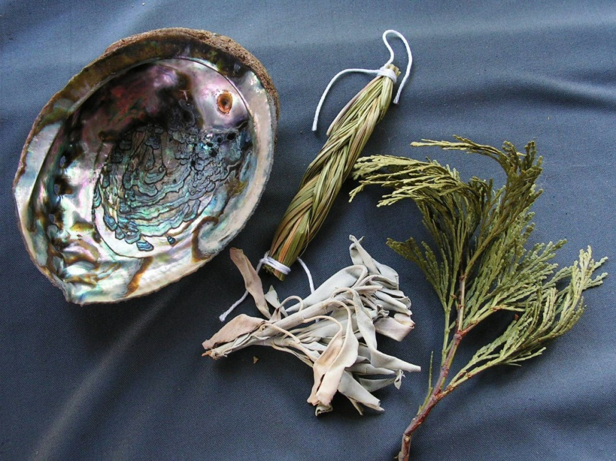 Home-Grown and Wildcrafted Smudge Sticks: Plant List and Recipes