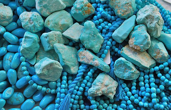 December Gemstone: Turquoise