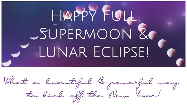 Invoking the Supermoon – Creating Lunar Eclipse Intention Incense — Spirit de laLune