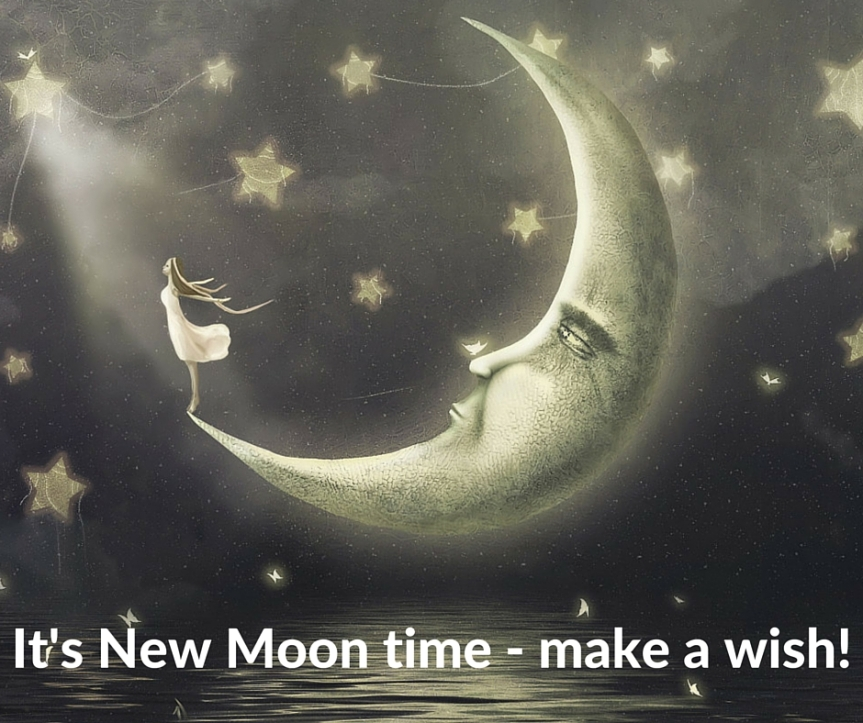 New Moon inPisces…