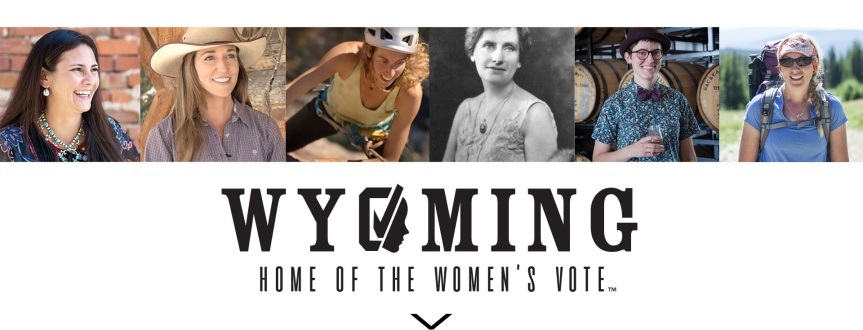 Wyoming Women's Suffrage | Travel Wyoming. That's WY