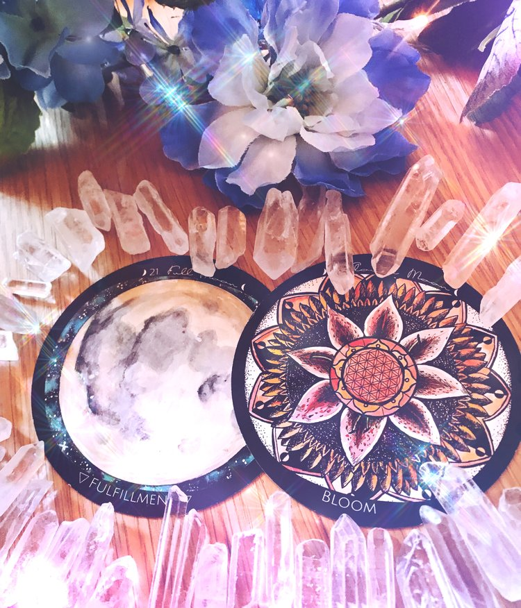 The Fire Relit: New Moon in Aries | Flower Moon Cycle Energy Reading — Spirit de la Lune