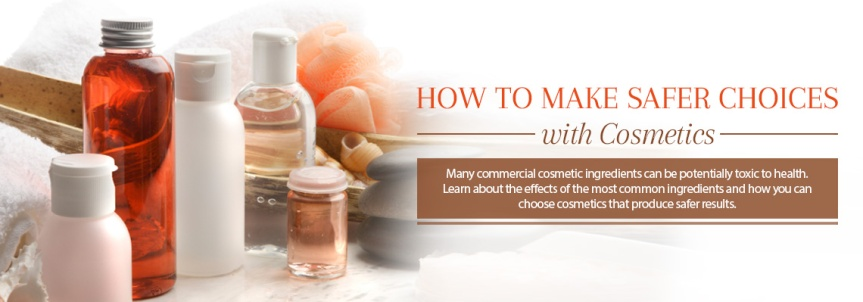 Why You Should Learn to Make Your Own Cosmetics…